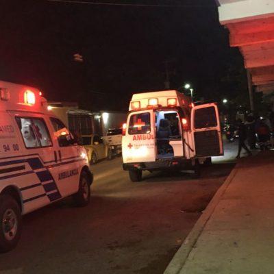 BALAZOS EN LA COLONIA EJIDAL: Reportan al menos 3 personas heridas durante presunta riña en Playa del Carmen