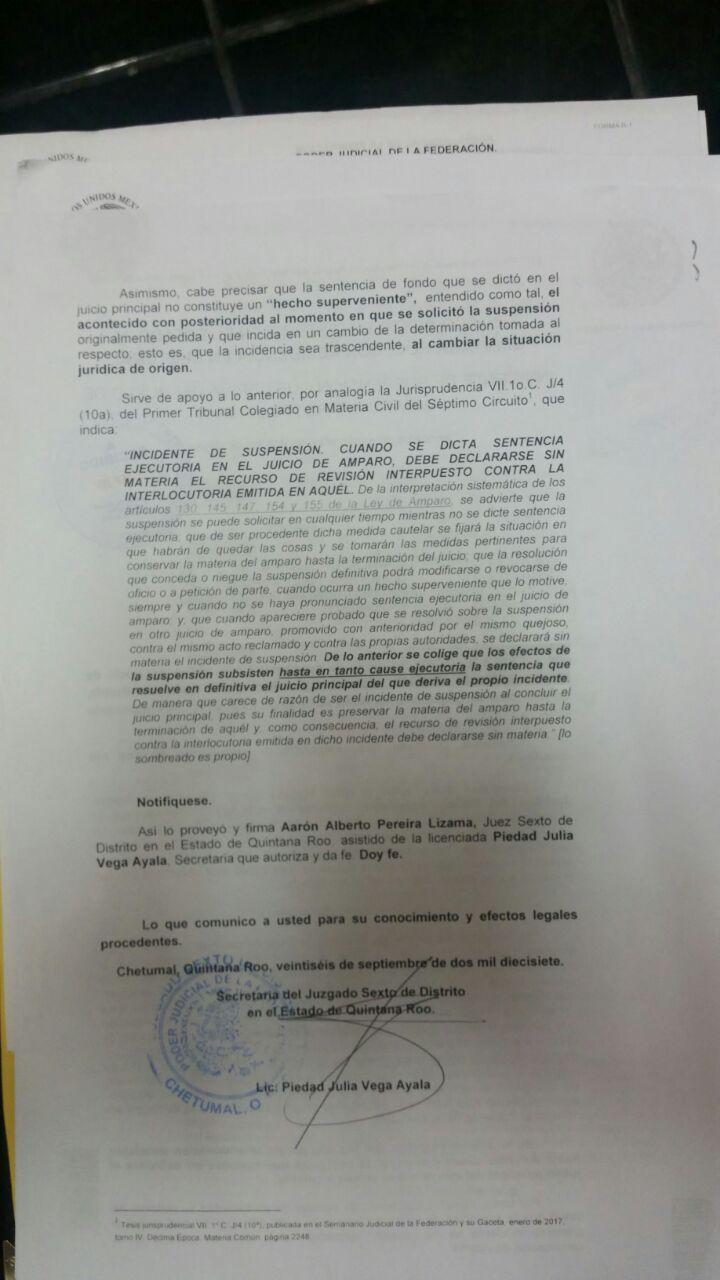 ¿SE ESCABULLEN LOS PECES GORDOS?: Juan Pablo Guillermo sigue bajo protección judicial