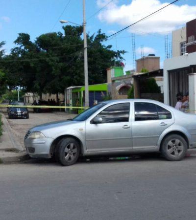 OTRO EJECUTADO EN PARAÍSO MAYA: Matan a balazos a un hombre en una vivienda de la Región 107