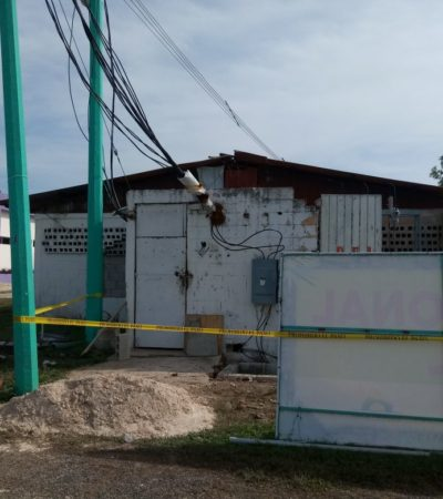 DESCUIDO FATAL: Muere electrocutado empleado del Ayuntamiento de OPB mientras trabajaba para la Expofer