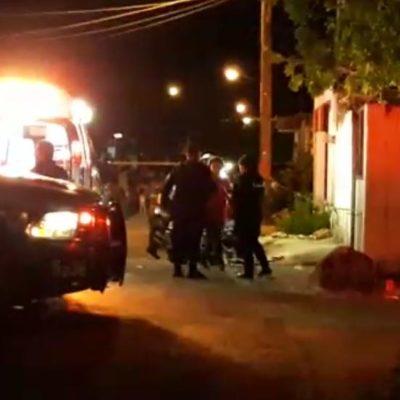 NUEVO INTENTO DE EJECUCIÓN: Balean a un hombre en la Región 220 de Cancún