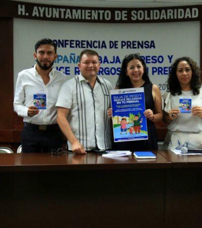 BAJA DE PESO Y PAGA MENOS PREDIAL: Presenta Gobierno de Solidaridad programa para mejorar la salud y reducir recargos fiscales en predial