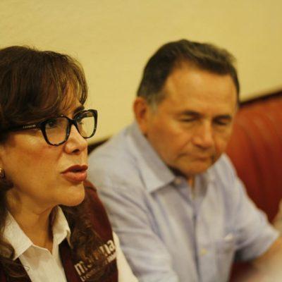 Perfila Morena a Marybel Villegas y a José Luis Pech para el Senado y a 'Chucho' Pool para una diputación federal