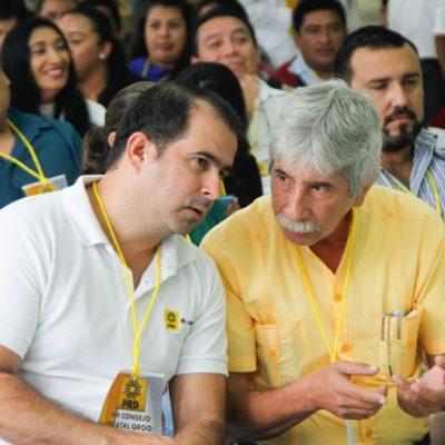 Morena QR es un tema de PRI disfrazado, asegura Jorge Aguilar en el marco de los acuerdos de alianza del Sol Azteca