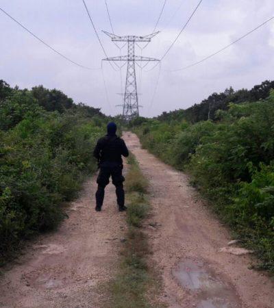 Hallan cuerpo de hombre ejecutado en la Ruta de los Cenotes