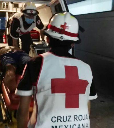 OTRO EJECUTADO: Balean a joven varias veces en la Región 200 de Cancún; muere en el hospital
