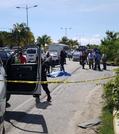 FISCALÍA HACE MUTIS POR EL CASO UBER: A casi 12 horas del incidente entre taxistas y un operador de la plataforma que cobró una vida, no hay versión oficial de los hechos