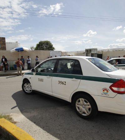 """""""O SE VAN DE CANCÚN O LOS VAMOS A QUEMAR…"""": Tras muerte de conductor, taxistas se envalentonan y lanzan amenazas contra Uber"""