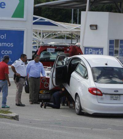 Exigen diputados del PAN 'sanciones ejemplares' tras incidente entre taxistas y un Uber en Cancún