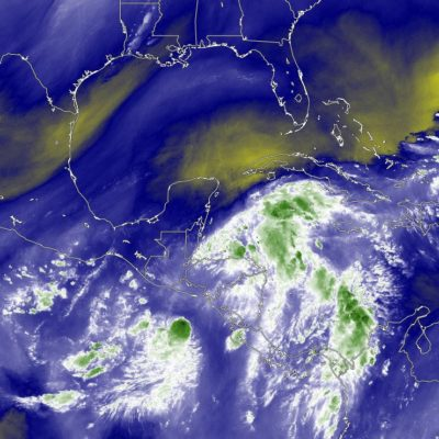 VIENE NUEVO FRENTE FRÍO: Se mantendrán las bajas temperaturas en la Península de Yucatán en los próximos días