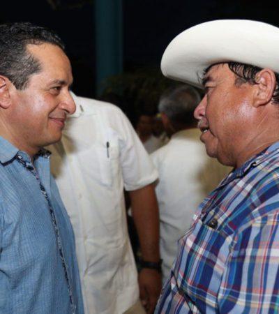 Más de 11 mil familias de campesinos mejoran su economía familiar al comercializar excedentes, asegura Carlos Joaquín