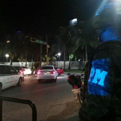 Reforzarán 2 mil militares vigilancia en Cancún