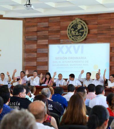 Aprueba Cabildo de Solidaridad Reglamento para Comisiones Edilicias