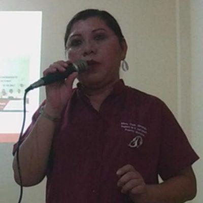 Aclara regidora morenista de Puerto Morelos polémica por su salario