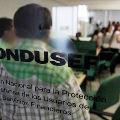 Alerta Condusef por falsos préstamos de 'Mexcapital'