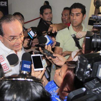 Inadmisibles los hechos de violencia en Quintana Roo, asegura López Mena; ya trabajan en una nueva Ley de Movilidad, dice