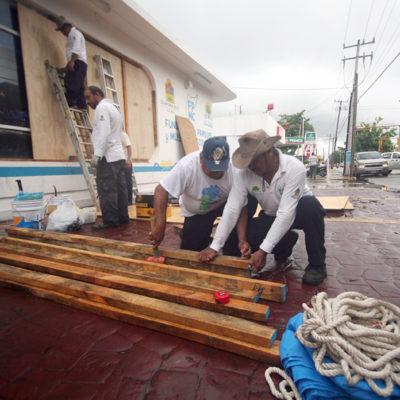 Se levanta alerta por el huracán 'Nate' al dejar de representar peligro para Quintana Roo