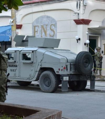 Se ampara empresa de cajas de seguridad tras cateo de la SEIDO en Cancún