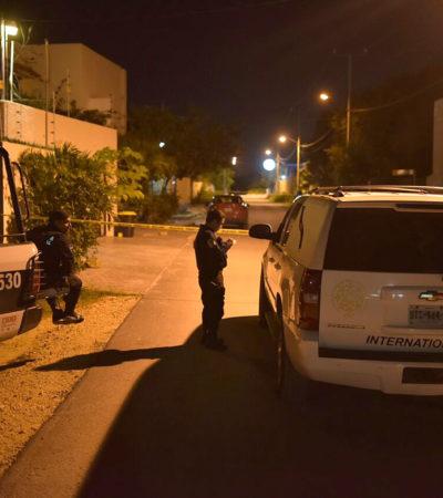 Ejecutado en lujosa camioneta cerca de Huayacán, aún sin identificar
