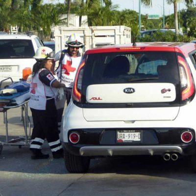 EJECUTADO EN PLAZA LAS AMÉRICAS: Balean a hombre en el interior de auto en el estacionamiento de centro comercial en Playa
