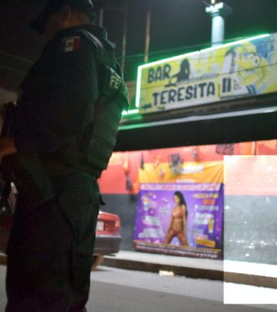 EJECUTAN A HOMBRE EN BAR DE CANCÚN: Pistoleros a bordo de motocicleta atacan en 'La Teresita II' en la Región 100