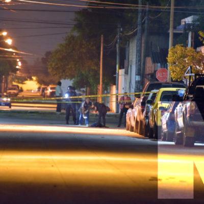 ARRASTRA CANCÚN EL PEOR RÉCORD DE VIOLENCIA: En 13 meses, acumula Remberto Estrada cifra negra de 190 ejecuciones