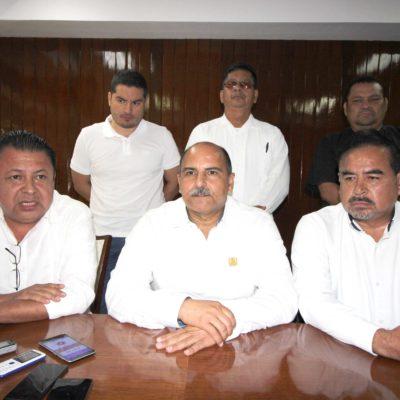 Rompeolas: Cambiar para quedar igual con los sindicatos de taxistas (priistas)