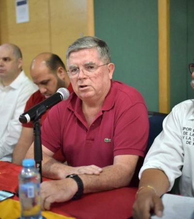 'EL CHACHO' ATERRIZA EN EL PT: Presentan al ex alcalde matraquero del PRI como coordinador municipal del Partido del Trabajo en Cancún