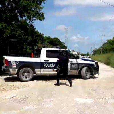 VUELVE CANCÚN A SU 'NORMALIDAD': Con narcomensaje, hallan cadáver en un bote de basura de Cancún