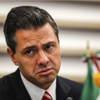 MÁS IMPOPULAR QUE MADURO: El 93% de los mexicanos no confía en el Presidente Peña Nieto