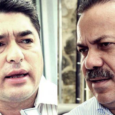 """""""CREO EN EL RESPETO Y EN LA PRUDENCIA"""": Ofrece Félix González una disculpa """"a mis paisanos quintanarroenses"""" tras liarse a golpes con Julián Ricalde"""