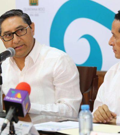 VAN POR NUEVO TOPE PRESUPUESTAL: Pedirá Gobierno de Quintana Roo presupuesto superior a los 29 mil mdp para 2018
