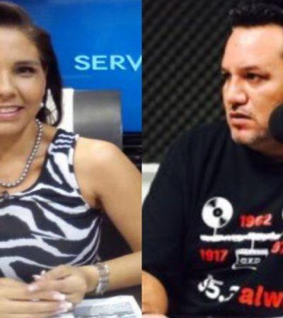 Rompeolas: Dos comunicadores serían candidatos de Morena en QR