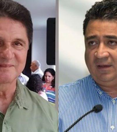 DIVIDE A PANISTAS EN QR RENUNCIA DE MARGARITA ZAVALA: No apoyarán a independientes, dice Martínez Arcila; la mayoría la seguirán, asegura Sergio Bolio