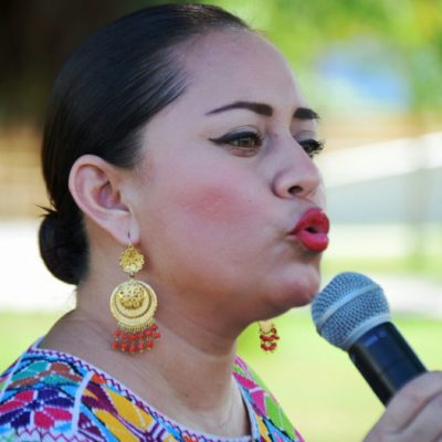 SE QUEJA PERLA TUN ANTE LA PGR: Denuncia Alcaldesa de Cozumel amenazas y campañas de odio en su contra
