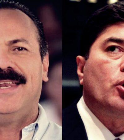 Reaparecen en 'redes' Julián 'El Bigotes' Ricalde y Félix 'El 'Finito' González