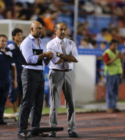 Cesan al técnico del Atlante tras la goleada 4-0 ante el Tampico Madero