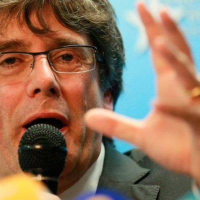 Se entrega a la justicia belga el ex presidente de Cataluña y los 4 ex consejeros de la Generalitat