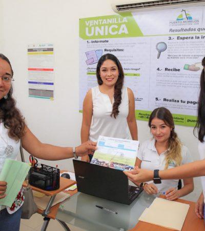 Abren Ventanilla Única en Leona Vicario para facilitar la apertura de nuevos negocios