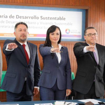 Asume Alcaldesa de Puerto Morelos presidencia adjunta del Consejo Internacional para las Iniciativas Ambientales Locales en México que presidirá Alcalde de Mérida