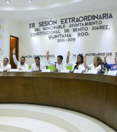 Autoriza Benito Juárez presupuesto 13% mayor al actual