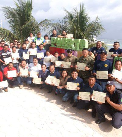 Implementa Gobierno de Puerto Morelos medidas de prevención ante el uso de la pirotecnia