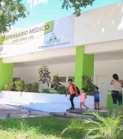 Promueven en Puerto Morelos acciones para prevenir enfermedades