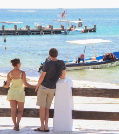 Alcanza Puerto Morelos 95% de ocupación hotelera durante el fin de semana