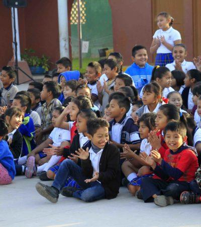 Implementa Gobierno de Puerto Morelos políticas públicas para erradicar el trabajo infantil