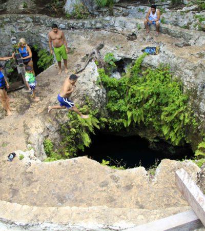 Crece 12.5% llegada de turistas a Puerto Morelos en el tercer trimestre del 2018
