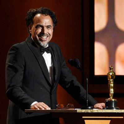Recibe el mexicano González Iñárritu un Oscar especial por 'Carne y Arena'