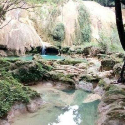 Creen que sismo pudo haber fracturado cauce de río, provocando que se 'secarán' las cascadas de Agua Azul