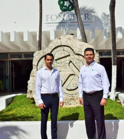 Nombran al cozumeleño Juan Emmanuel González Castelán como nuevo delegado regional de Fonatur para Cancún
