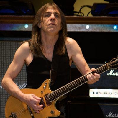 EL METAL ESTÁ DE LUTO: A los 64 años muere Malcolm Young, guitarrista y cofundador de AC/DC
